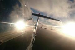 Silvesterfliegen: F-Schlepp
