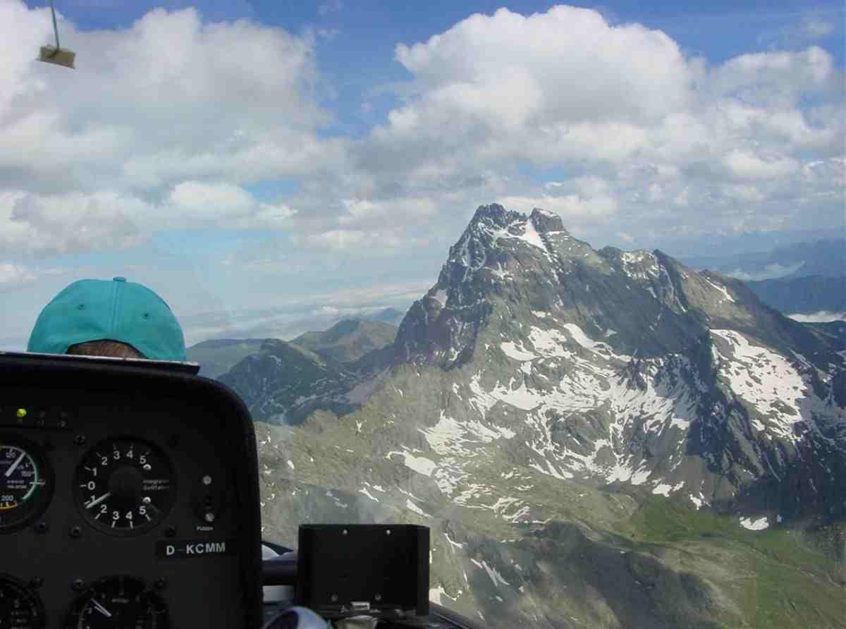 Anflug Mt Viso