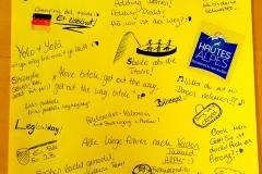 Gap 2014: Fussball WM und eine Menge Spaß!